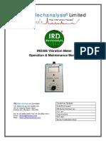 IRD306 User Manual v4 Aug14