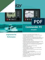 ComNav Commander P2 Autopilot