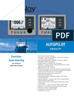 ComNav Admiral P3 Autoilot MED