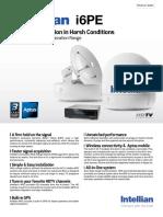 Intellian i6PE_Datasheet