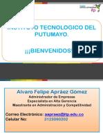 Resentacion Syllabus Pae Vii Alvaro Felipe Apraez Gomez 2018 1