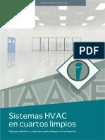 IAASE eBook Sistemas HVAC en Cuartos Limpios ONLINE