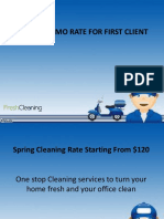 Spring Cleaning PPT
