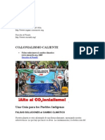 CO2LONIALISMO CALIENTE