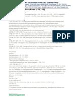 Tata Bahasa Korea Revisi L7