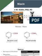 niacin - b3