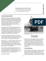 Aug Newsletter