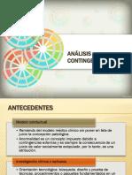 3análisis contingencial