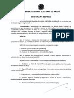 Port 409 -Instituir Núcleo de Informação Ao Cidadão(1)