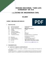 Silabus Ing Civil-Mec Suelos I-II-2015 Profs. Antonio Hernandez-Arturo Godoy (2)