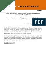 BOTELHO, Maurilio - Crise e colapso, notas sobre o fim do capitalismo.pdf