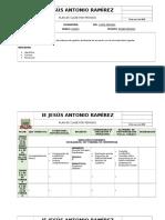 Formato Modelo Para El Plan de Área