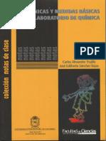 Tecnicas y medidas basicas en el laboratorio de química