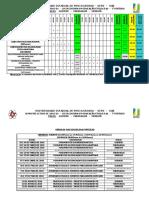 Calendário Retificado Semestre 07 - 2018