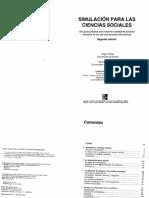 Gilbert Nigel - Simulacion en Ciencias Sociales