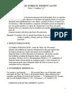 ESTUDIO SOBRE EL ESPIRITU SANTO.rtf