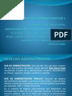 Contenido Administrativo