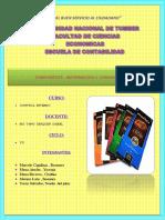 Componente de Informacion y Comunicacion