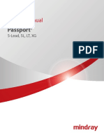 Passport XG Service Manual
