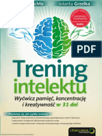 Trening Intelektu Wycwicz Pamiec Koncentracje i Kreatywnosc w 31 Dni Paulina Mechlo Jolanta Grzelka Ebookpoint.pl