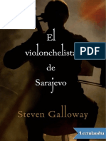 El violonchelista de Sarajevo - Steven Galloway.pdf