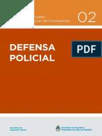 Defensa Policial