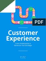 E-book Customer Experience Como Implementar e Gerenciar Sua Estrategia
