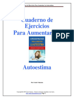 Cuaderno de Ejercicios Para Aumentar La Autoestima Preview