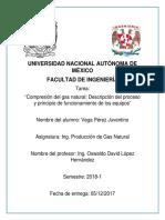 Tarea Compresores de Gas - Juventino Vega Pérez