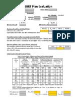 Sbrt Plan Evalution_master