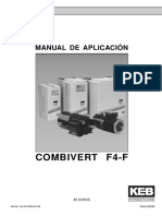 Manual de Aplicacion - Keb Manual f4f