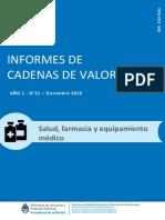 SSPE Cadenas de Valor Salud