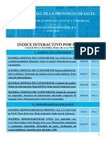 Boletin Jurisprudencia Cacc Nº 2 2016