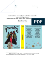 La teoría teatral como auxiliar de la literatura comparada
