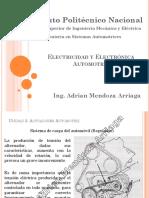 Elec y Electronica Del Automovil 2014 Generadores Regulador