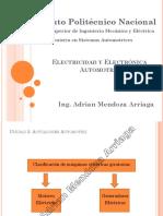 Elec y Electronica Del Automovil 2014 Motores Conexiones