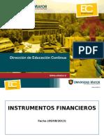 09 UMAYOR Diploma IFRS Mod IV Instrumentos Financieros