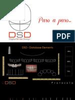 DSD PASO A PASO CIX