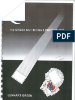 Lennart Green Green Northern Lights Lecture Notes