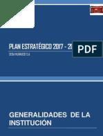 Plan Estrategico SEDA HUANUCO 2017-2021