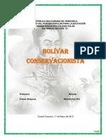 Bolivar Conservacionista - Alberto