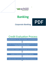 L1 - Banking-Corporate Banking