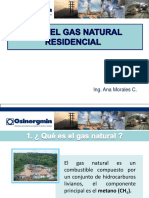 Charla Uso Gas Natural Residencial