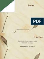 O QUE E SURDEZ-Instrutor Leandro.pdf