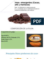 Presentacion Cacao