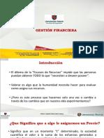 Gestión Financiera 1