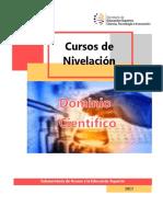 3.1 Manual Dominio Científico