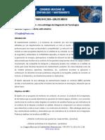 Monitoreo de Condición - CMCM
