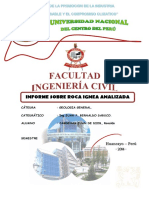 Informe Roca Ignea