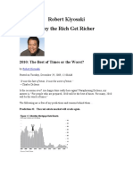Robert Kiyosaki Why the Rich Get Richer